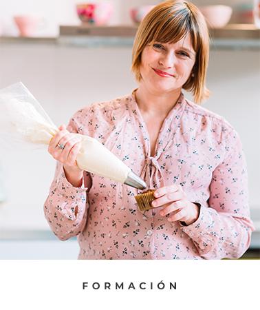 Formación en pastelería y fotografía culinaria